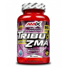 Amix Tribu 90% with ZMA 1200mg 90tbl