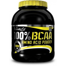 100% BCAA Powder 400g