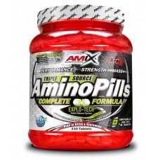 AMIX Amino Pills 330tbl
