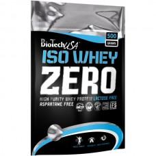 BioTech Iso Whey Zero 500g