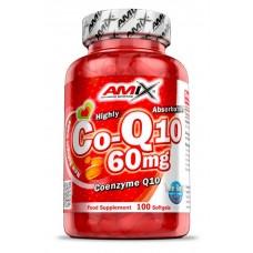 Amix – Coenzyme Q10 60mg 100 softgels