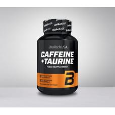 Bio tech caffeine+taurin 60cap