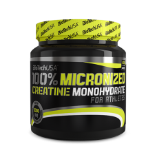biotech creatine monohydrate 500g