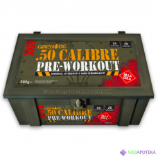 Grenade .50 calibre AMMO box Cola