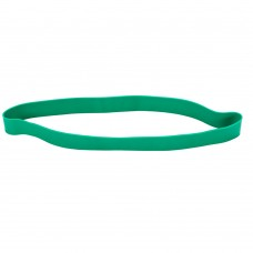 Zatvorena gumena traka 1.6mm zelena
