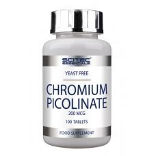 Scitec Nutrition Chromium Picolinate 100tabl.