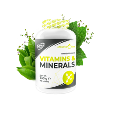 6PAK Vitamins&Minerals 90 tableta